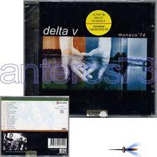 """DELTA V """"MONACO 74"""" RARO CD FUORI CAT- SIGILLATO"""