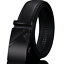 New-Luxury-Men-Genuine-Leather-Alloy-Automatic-Buckle-Waistband-Belt-Waist-Strap thumbnail 7
