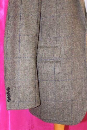 in 44r Cappotto Heritage giacca Aspen Uk lana 112cm Check per Court Blazer misto qqFTptPnA
