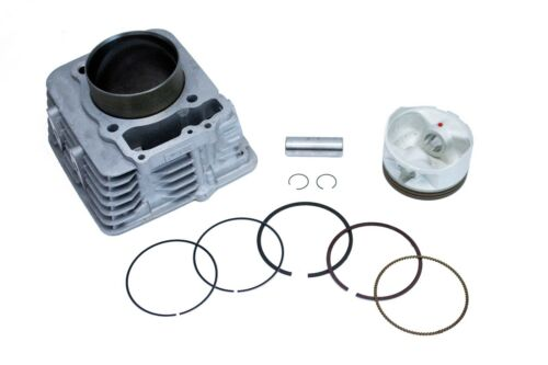 New Cylinder and Piston Kit Fits Honda 1999-2009 TRX400EX 99-15 TRX400X TRX400R