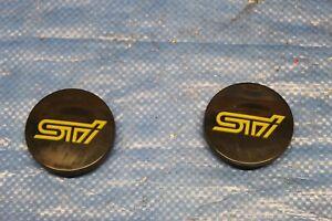 Subaru Impreza WRX STI Center Cap