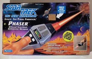 Rare-Classic-1992-Star-Trek-The-Next-Generation-PHASER-No-6151-Playmates