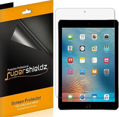 "3X Supershieldz Apple iPad 9.7"" (2017) HD Clear Screen Protector Saver Shield"