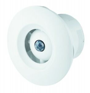 Bathroom Ceiling Extractor Fan 100mm 4 Quot Motion Sensor