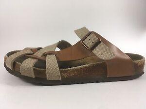 853102ca1a7 Image is loading Birkenstock-Papillio-Pisa-Sandals-Comfort-Shoes-Size-42-