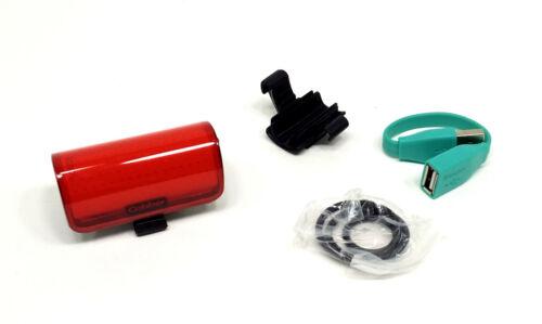 Knog Mid Cobber LED USB Rechargeable REAR Bike Light Back cobbler