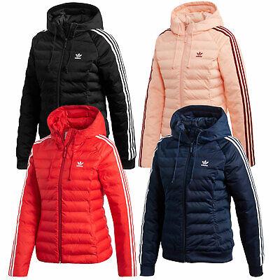 adidas Originals Slim Jacket Damen Winterjacke Übergangsjacke Jacke Steppjacke | eBay