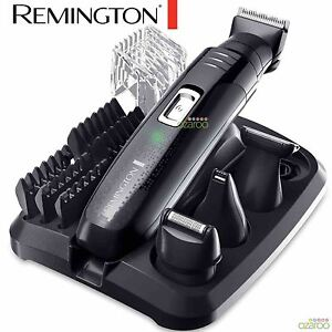 Remington-Mens-Cordless-Electric-Multi-Groomer-Clipper-Shaver-Trimmer-Set-PG6130