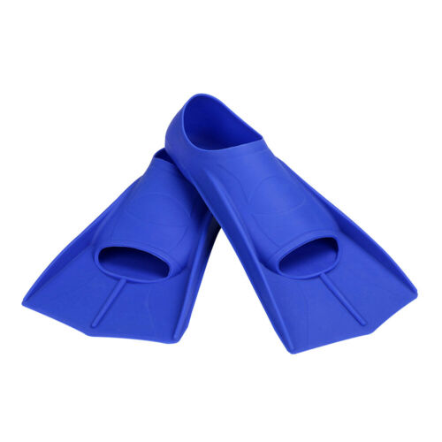 EE/_ SWIMMING FLIPPERS DIVING SNORKELING SURFING SWIM SOFT SILICONE FOOT FINS STR