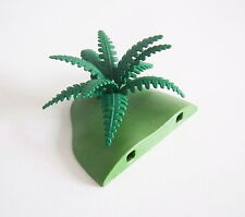 PLAYMOBIL (M431) VIKINGS - Plaque Verte avec Plante pour Maison 3151