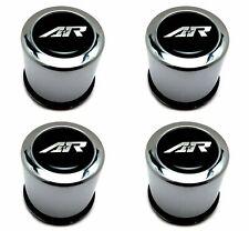American Racing Chrome Pro Series Front Wheel Center Hub Cap