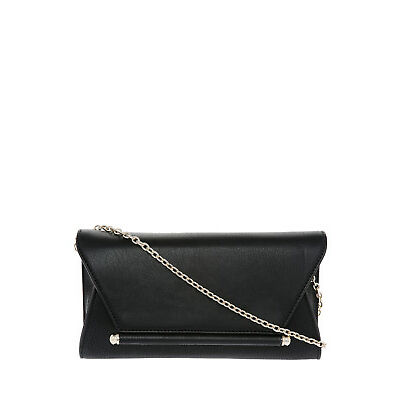 NEW Wayne Cooper WH-2433 Event Clutch Bag Black