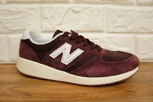 35d7af12401e8 New Balance 420 Womens Size 3.5 Burgundy Suede Leather Ladies ...