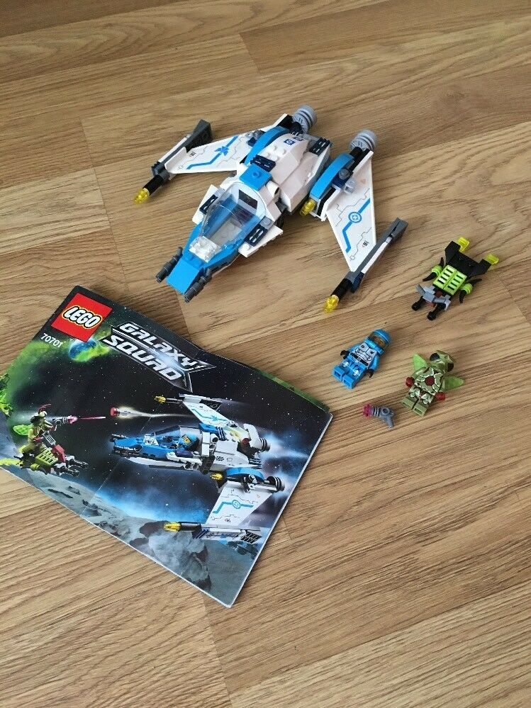 Lego Galaxy Squad Set No 70701 Complete boxed as pictured