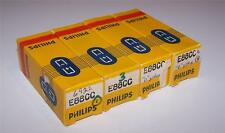 4 vintage NOS Philips Amperex SQ E88CC D getter tubes  -tested-  6dj8 ecc88 6922