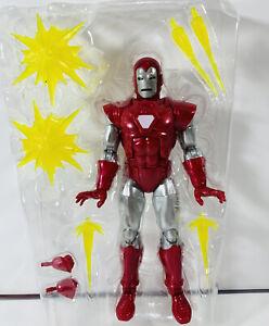 Hasbro-Marvel-Legends-Walgreens-Exclusive-Iron-Man-2010-Silver-Centurion-NEW