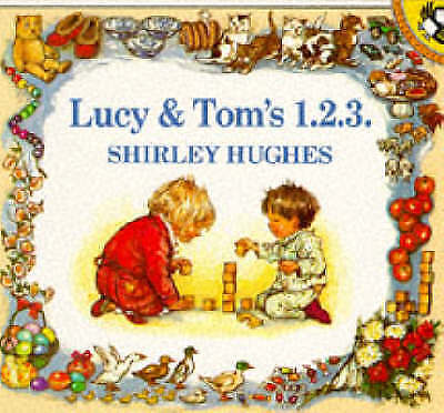 (Good)-Lucy and Tom's 1 2 3 (Picture Puffin) (Paperback)-Shirley Hughes-01405079