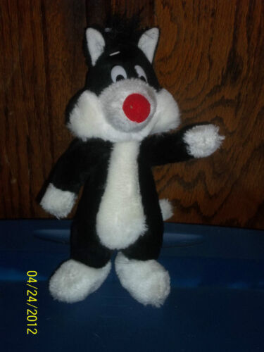 1971 MIGHTY STAR VINTAGE SYLVESTER KITTY CAT PLUSH WARNER BROS. 1516