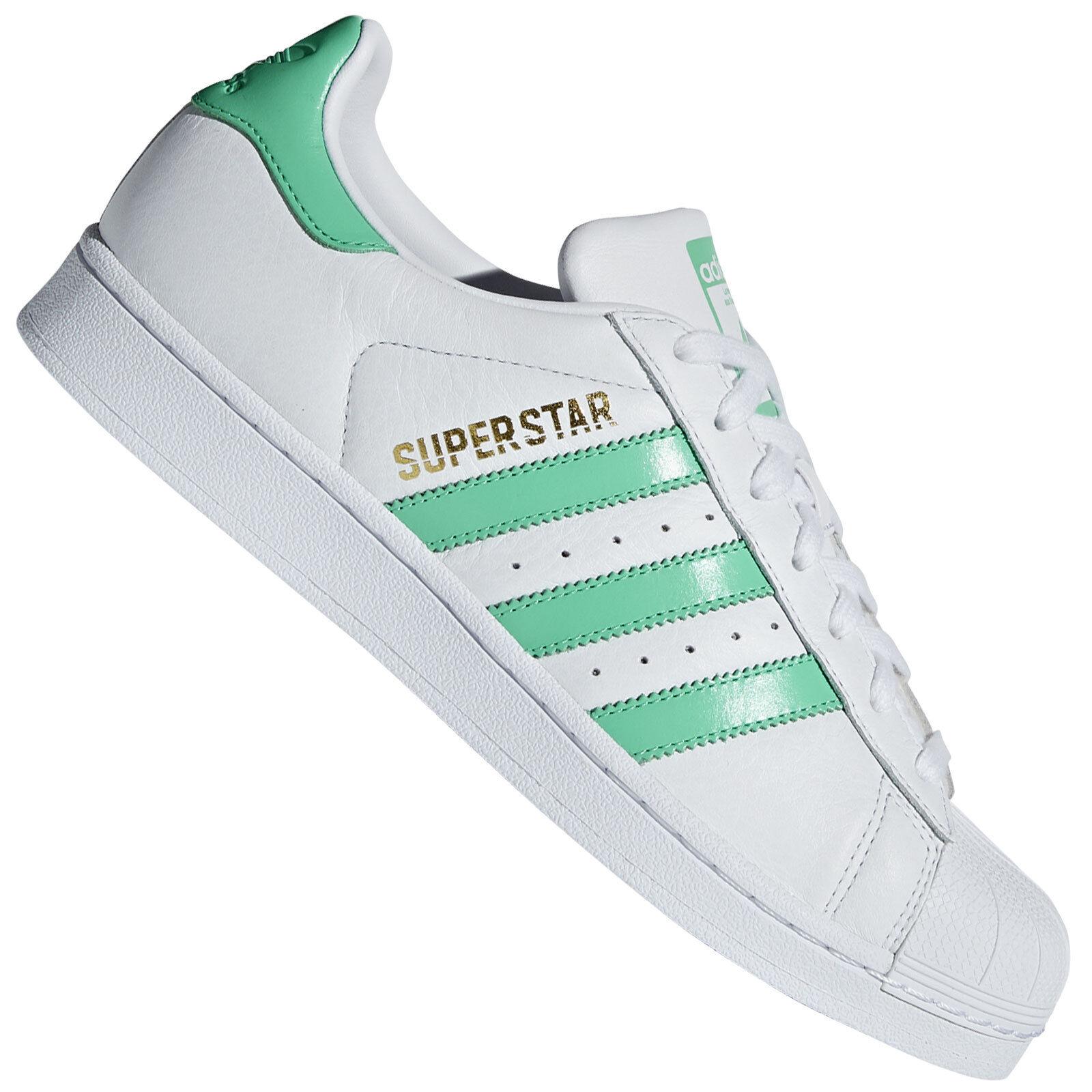 Adidas Originals Superstar Uomo scarpe da ginnastica Scarpe da Ginnastica Bianche Hi-Res