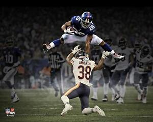 Saquon-Barkley-New-York-Giants-Hurdle-Unsigned-Photograph