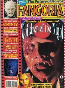 1991 Fangoria Horror #103 Omen 4 The Silence Of The Lambs Children Of The Night - Wien, Österreich - 1991 Fangoria Horror #103 Omen 4 The Silence Of The Lambs Children Of The Night - Wien, Österreich