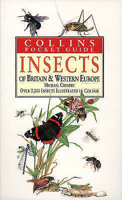 Collins Guide To The Insects of Britain & Western Europe (Collins-ExLibrary
