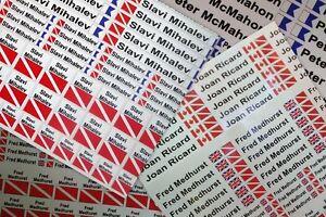 Personalized-Waterproof-Stickers-Labels-Scuba-Diving-Gear-Sticker-Tags-172-pcs