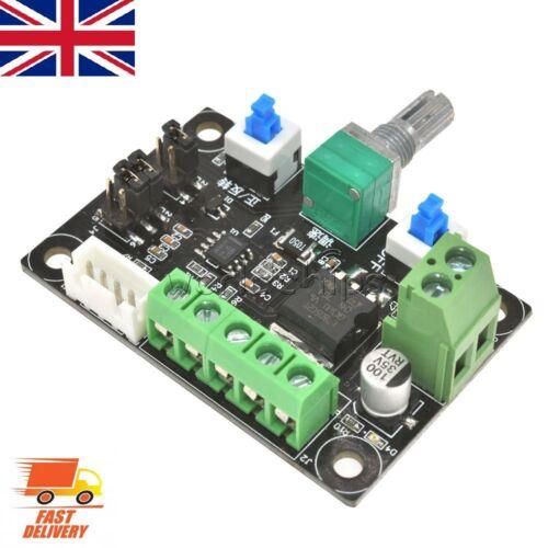 Controlador de Controlador de Motor Paso a Paso Control Velocidad Generador De Señales De Pulso Pwm 12V-24V