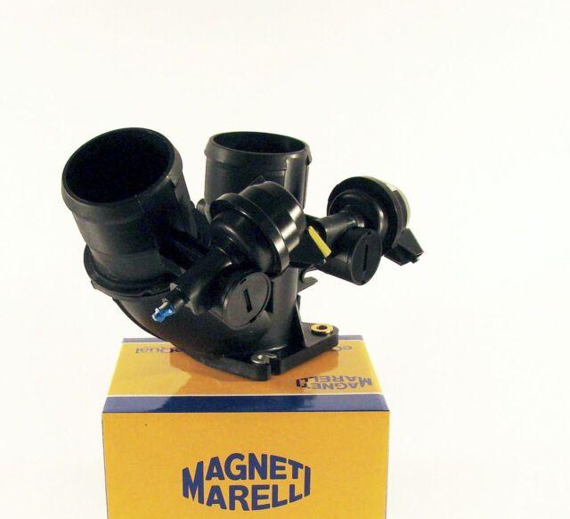 Drosselklappe Drosselklappenstutzen PEUGEOT 607 2.2 HDi 50CDDP1 Magneti Marelli
