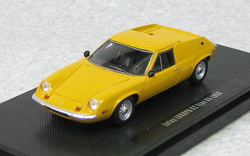 Ebbro 44205 Lotus Europa S2 Type 65 1969 Brown Mustard Yellow (Resin) 1 43 scale