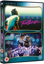 FOOTLOOSE (ORIGINAL) / FOOTLOOSE (2011) - DVD - REGION 2 UK