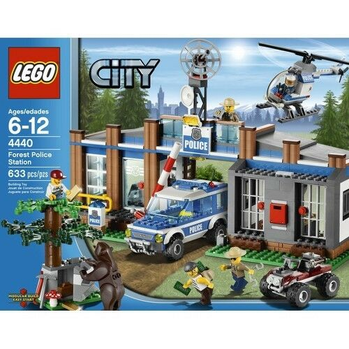 LEGO® City Forest Police Station 4440
