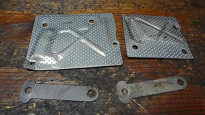 1977 HONDA GL1000 GOLDWING HM722 ENGINE EXHAUST HEAT SHIELD
