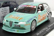 FLY A723 ALFA ROMEO 147 GTA CUP NEW 1/32 SLOT CAR IN DISPLAY CASE
