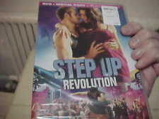 NEW & SEALED STEP UP Revolution DVD Ultraviolet Digital Special Features