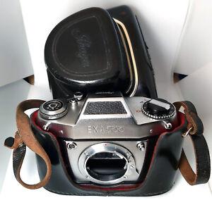 IHAGEE EXA 500 & Nero Case & Cinturino