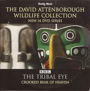 David Attenborough  THE TRIBAL EYE  CROOKED BEAK OF HEAVEN  Nature DVD - <span itemprop=availableAtOrFrom>London, London, United Kingdom</span> - David Attenborough  THE TRIBAL EYE  CROOKED BEAK OF HEAVEN  Nature DVD - London, London, United Kingdom