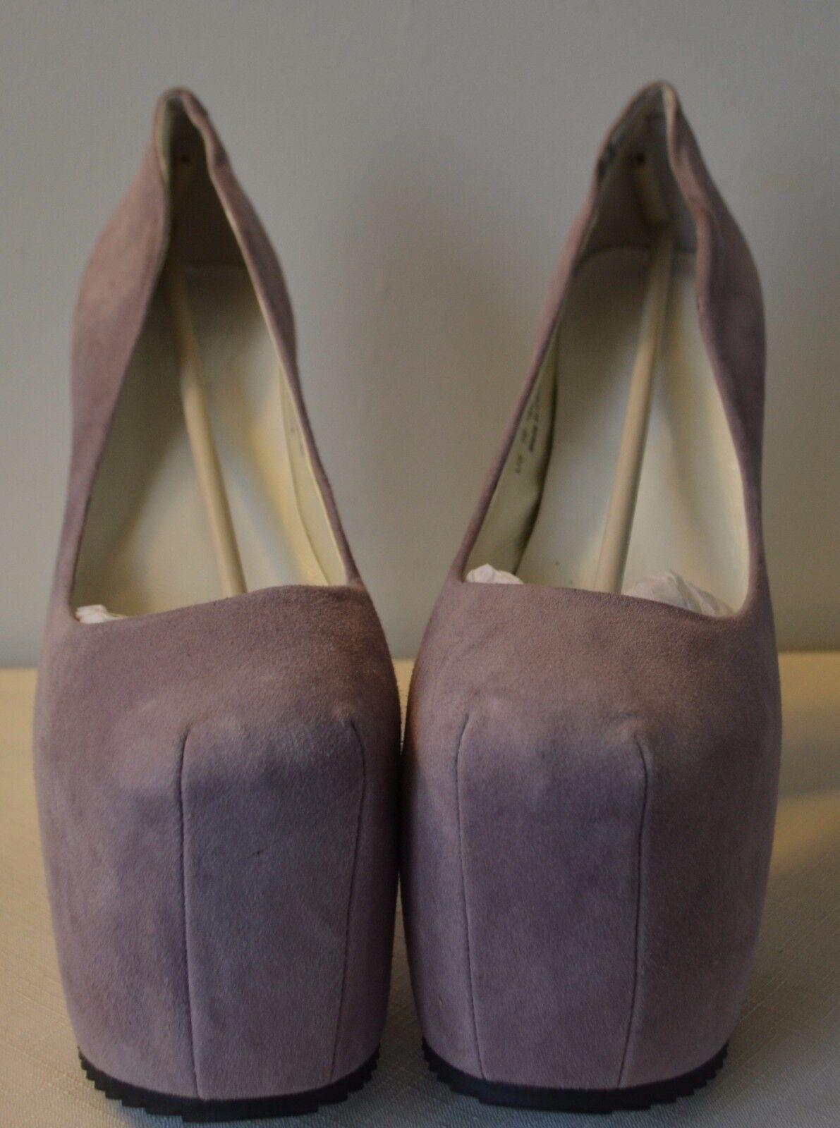con il prezzo economico per ottenere la migliore marca UNIF, Vapor Lavender, Platform scarpe, Dimensione Dimensione Dimensione 10  ordina adesso