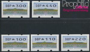 BRD-ATM2-2-2-Satz-komplett-postfrisch-1993-Automatenmarke-8984907