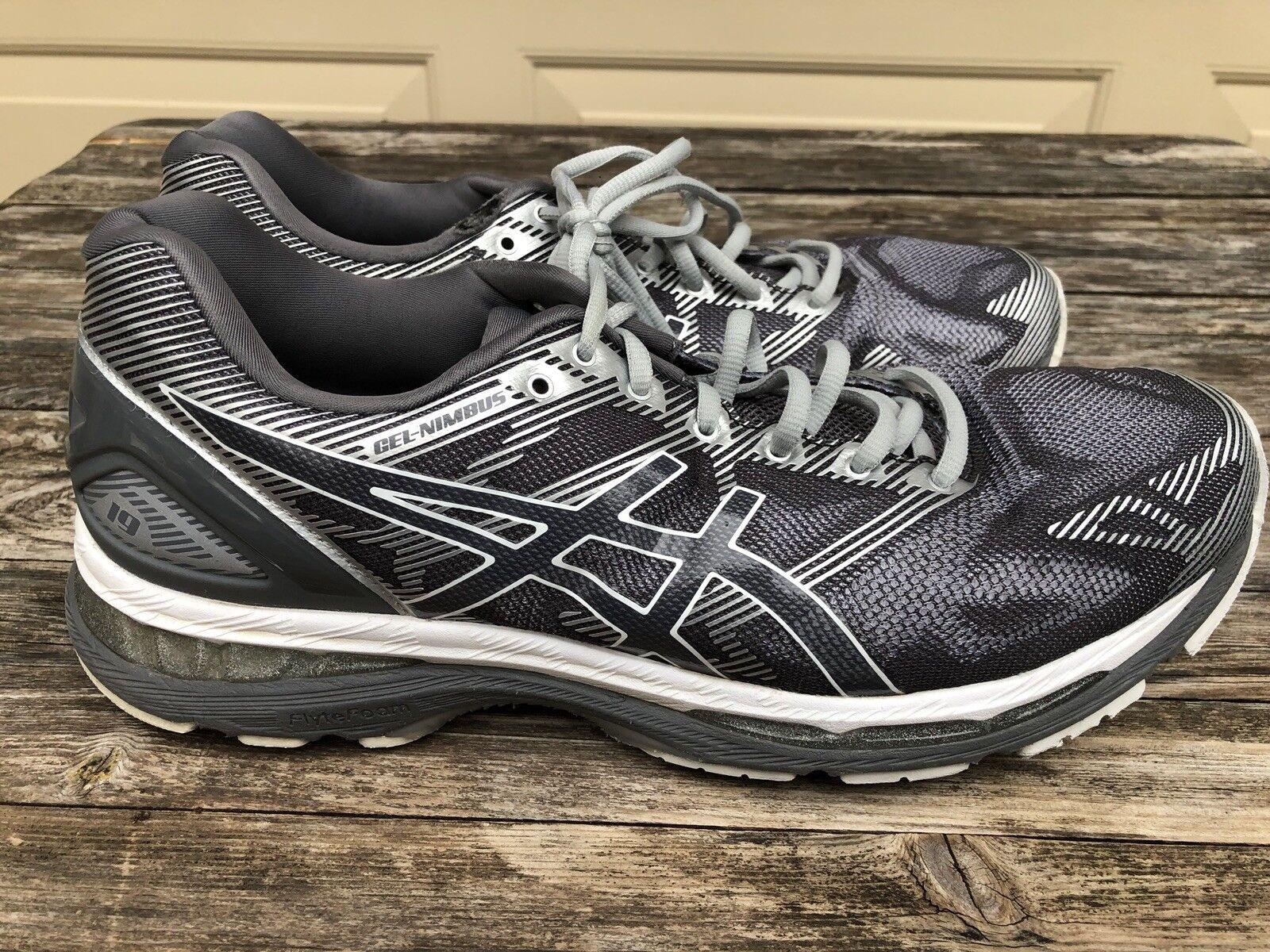 Asics Gel Nimbus 19 Mens Running shoes Size 10