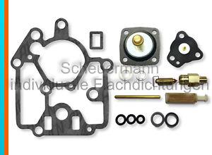 Dichtsatz für Kundendienst passend für Weber 32//36 DFAV progressive kit Vergaser