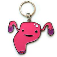 Uterus Keychain By I Heart Guts
