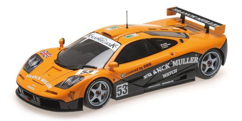 McLaren F1 Gtr Kokusai Kaihatsu Racing Giroix  Sala 24h Le Mans 1996 1 18  60% de réduction
