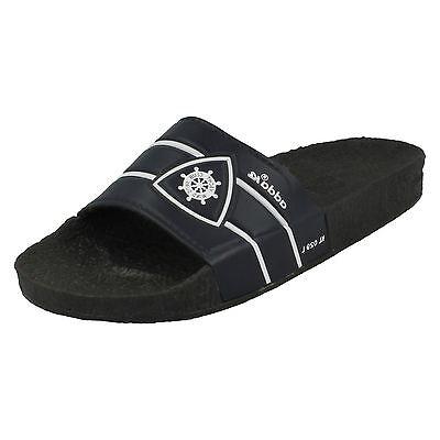 hombre azul marino ADDA Sin Cordones Sandalias/Zapatos Sin Talón kl029