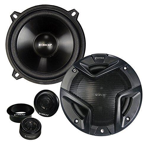 New 2 5 25 U0026quot  Component Speakers Pair 5 4 U0026quot  Woofers W