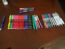 Huge Lot Of Assorted Pens By Pentel Papermate Quartet Foray Mostly New