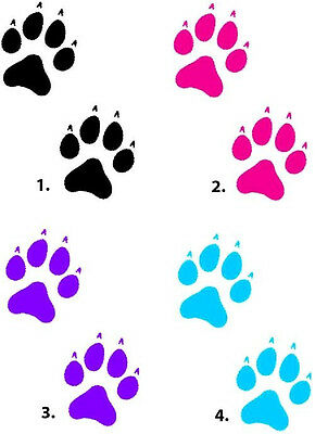 Waterslide Nail Decals Set of 20 - Kitty Cat Prints