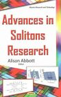 Advances in Solitons Research by Nova Science Publishers Inc (Hardback, 2015)