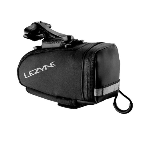 Lezyne M-Caddy QR-Quick Release-5.1X2X3.15-Black-Bicycle Seat Bag-New