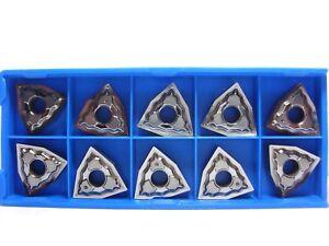 10 Pcs Wnmg 080404 Al K10 Traitement De Aluminium Et Plastiques Plaquettes Ymdacmuf-07233601-277053428